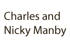Charles and Nicky Manby