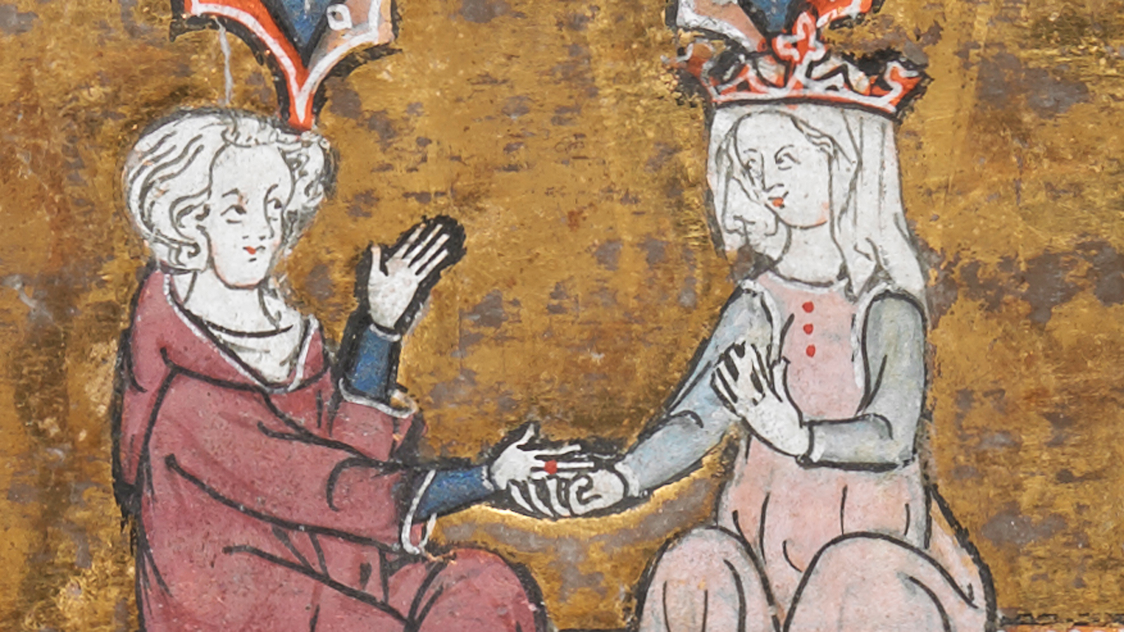 Love and chivalry in the Middle Ages