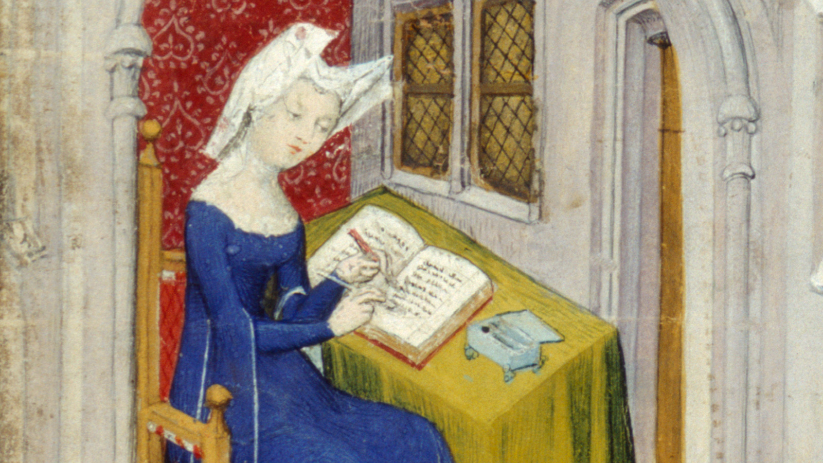 Women's voices in the medieval period - The British Library