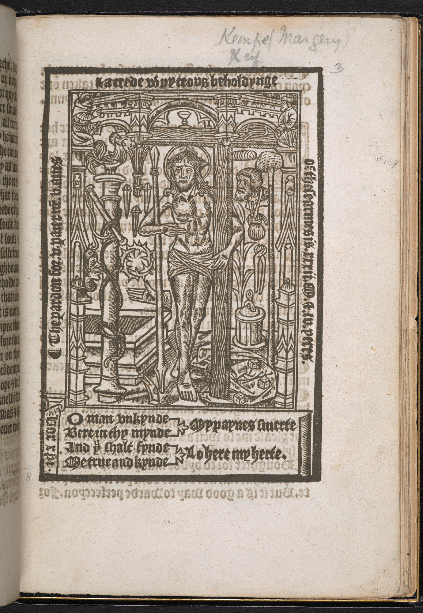 Early printed extracts of Margery Kempe's 'Book'