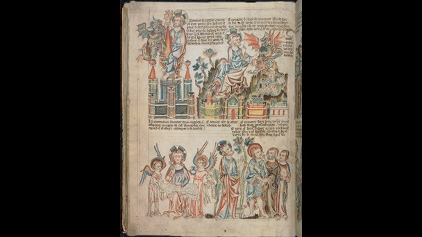 Holkham Bible Picture Book