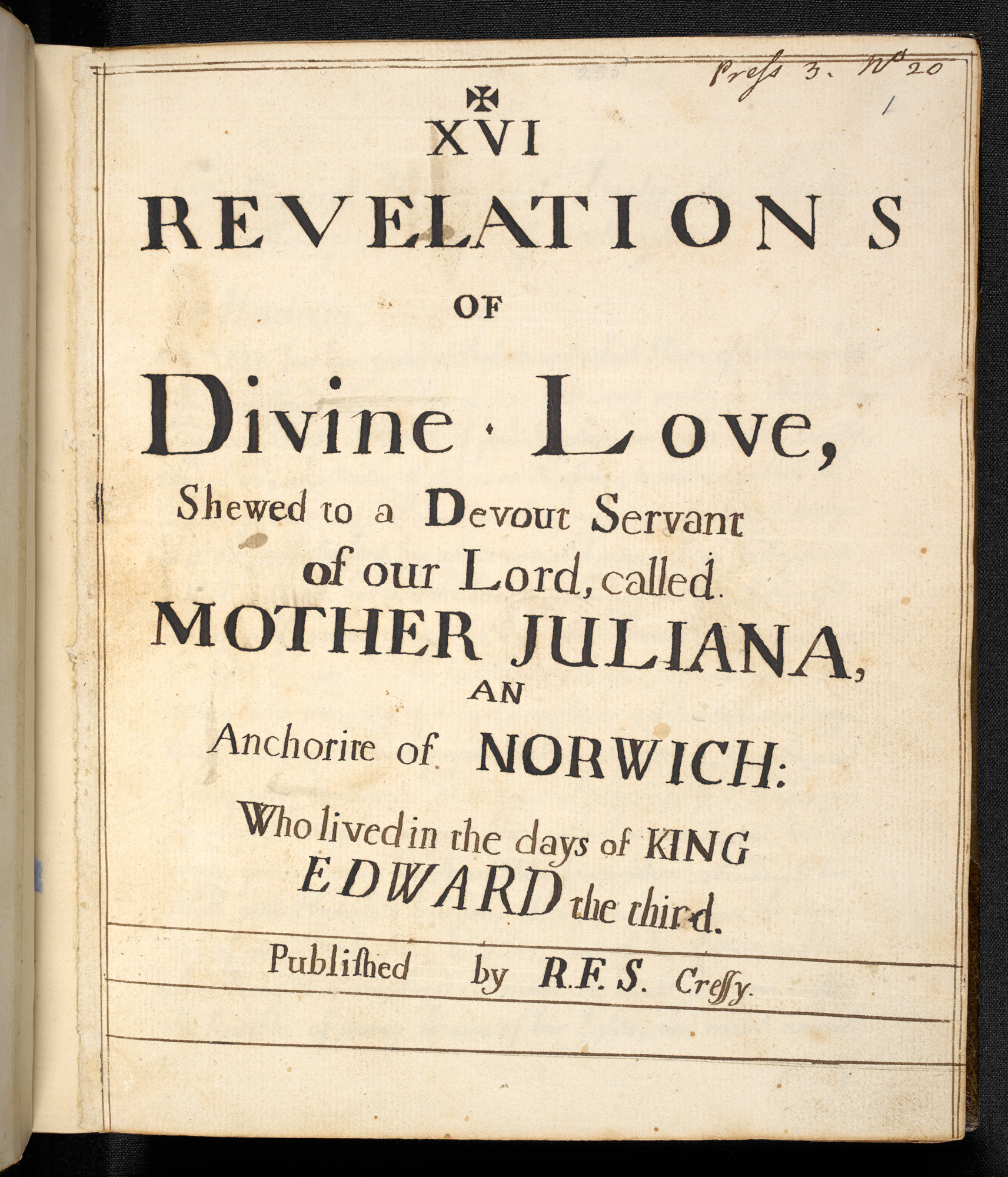 Julian of Norwich Long Text