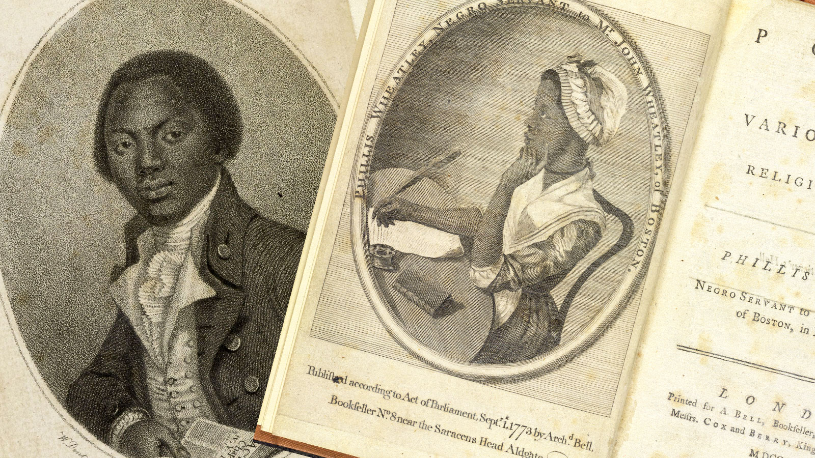 African writers and Black thought in 18th-century Britain: Banner