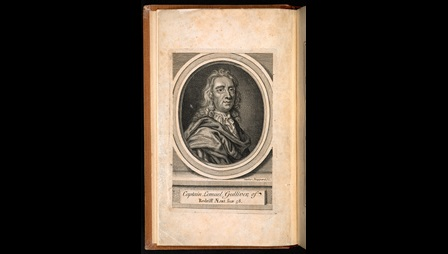 First edition of Gulliver's Travels, 1726