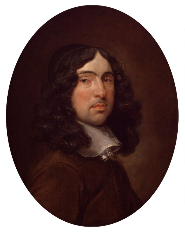 Portrait of Andrew Marvell