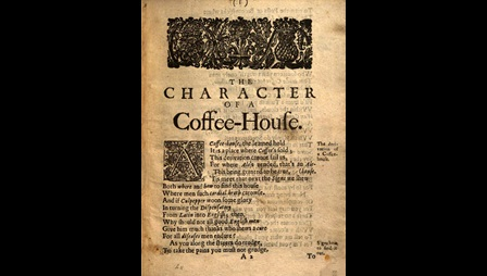 The Character of a Coffee-House