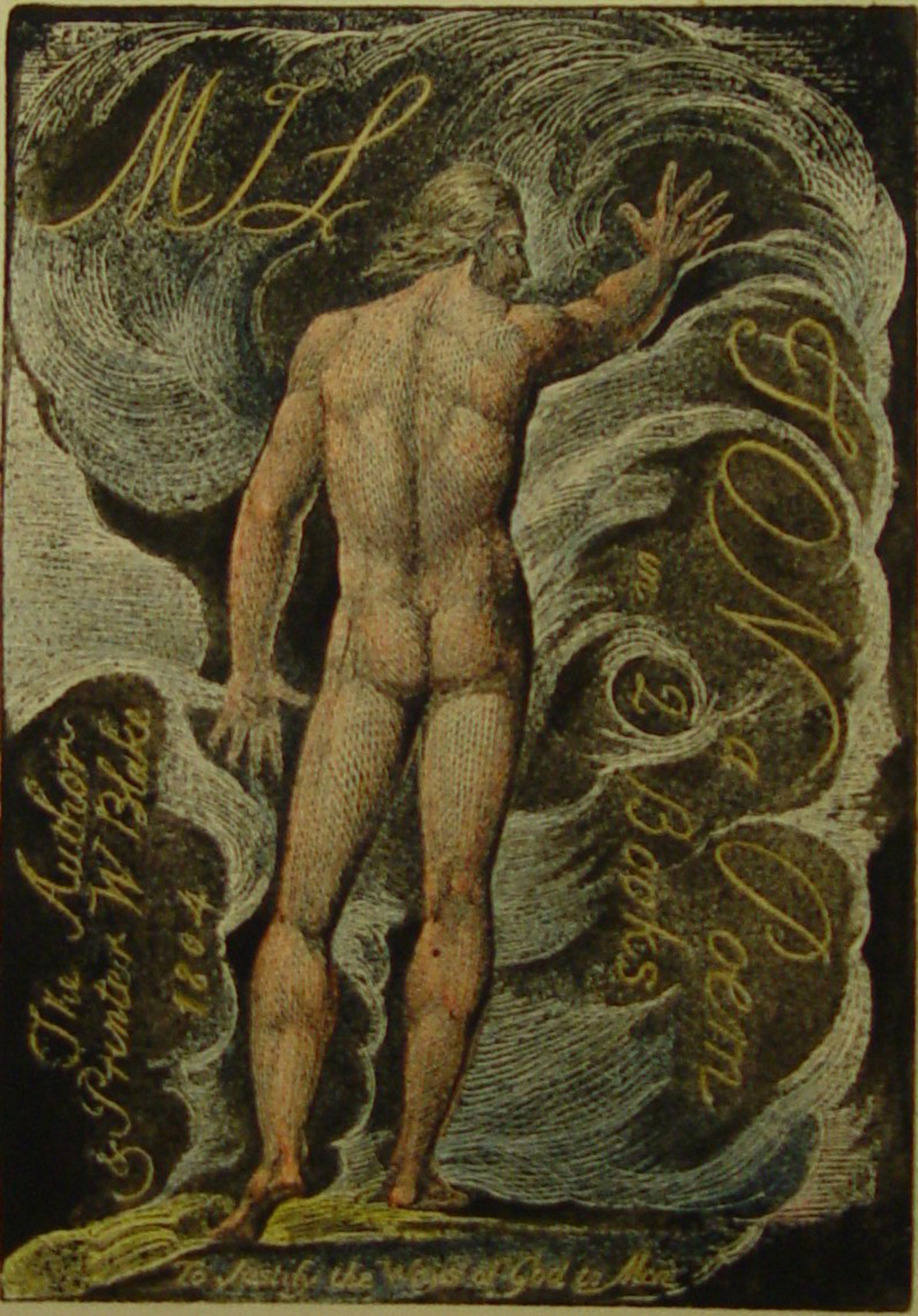 William Blake's Milton