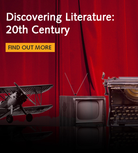 Discovering Literature: 20th century