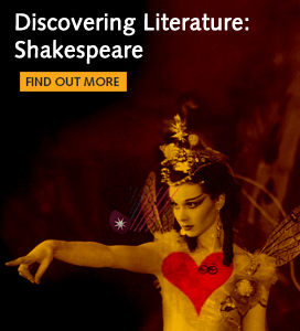 Discovering Literature: Shakespeare