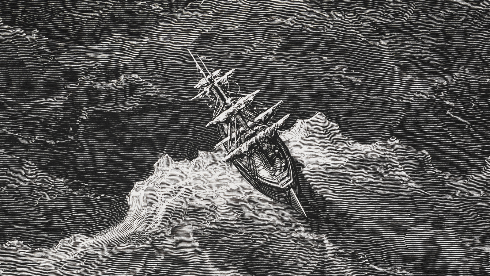 An introduction to The Rime of the Ancient Mariner