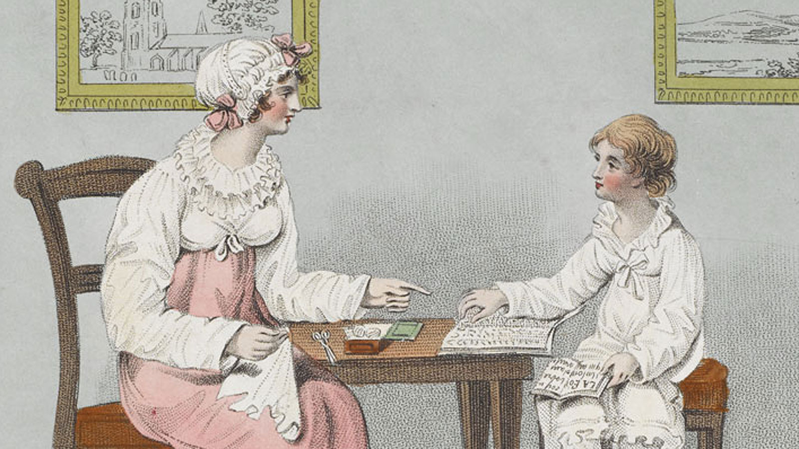 Female education, reading and Jane Austen