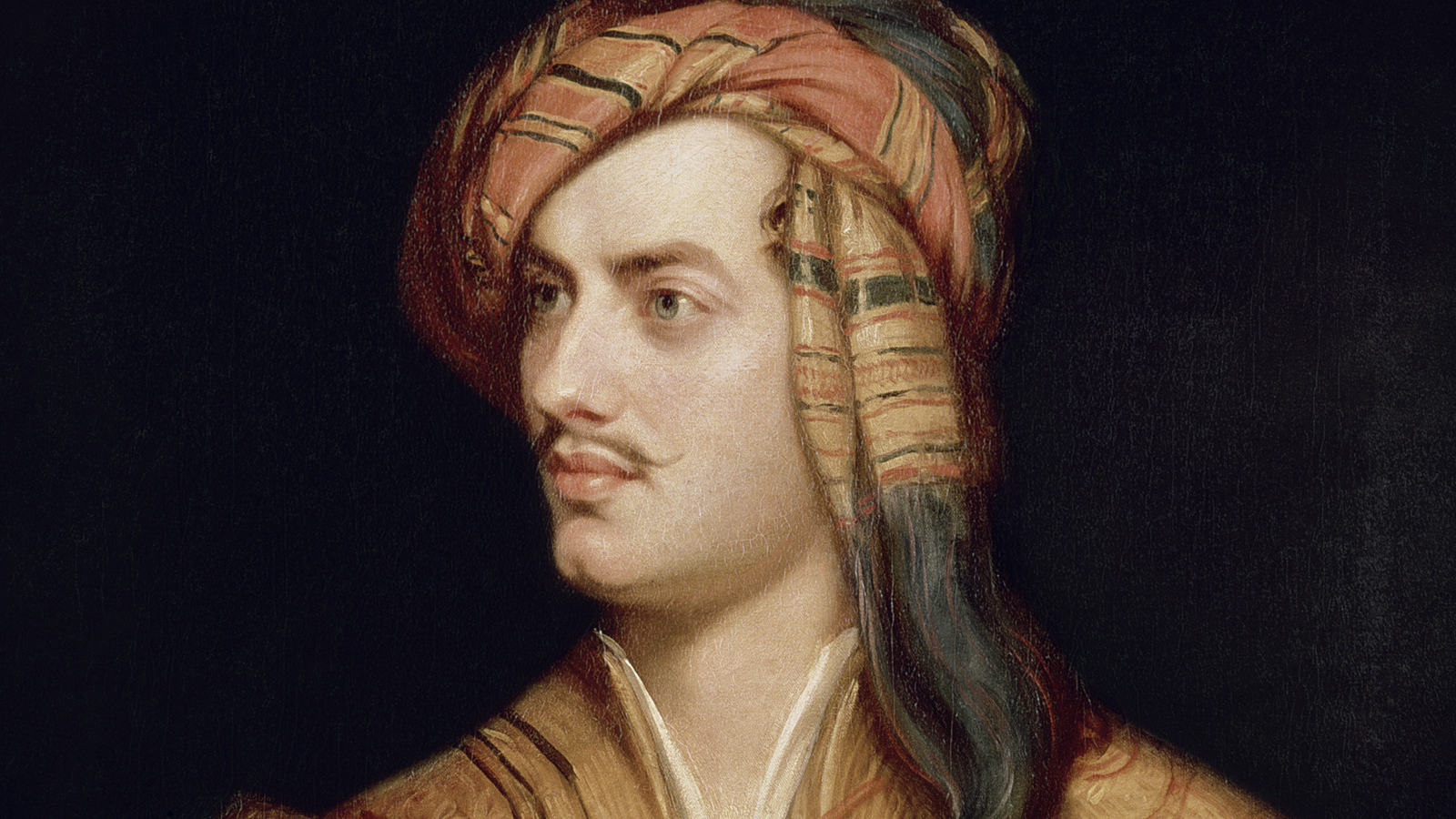 Lord Byron, 19th-century bad boy