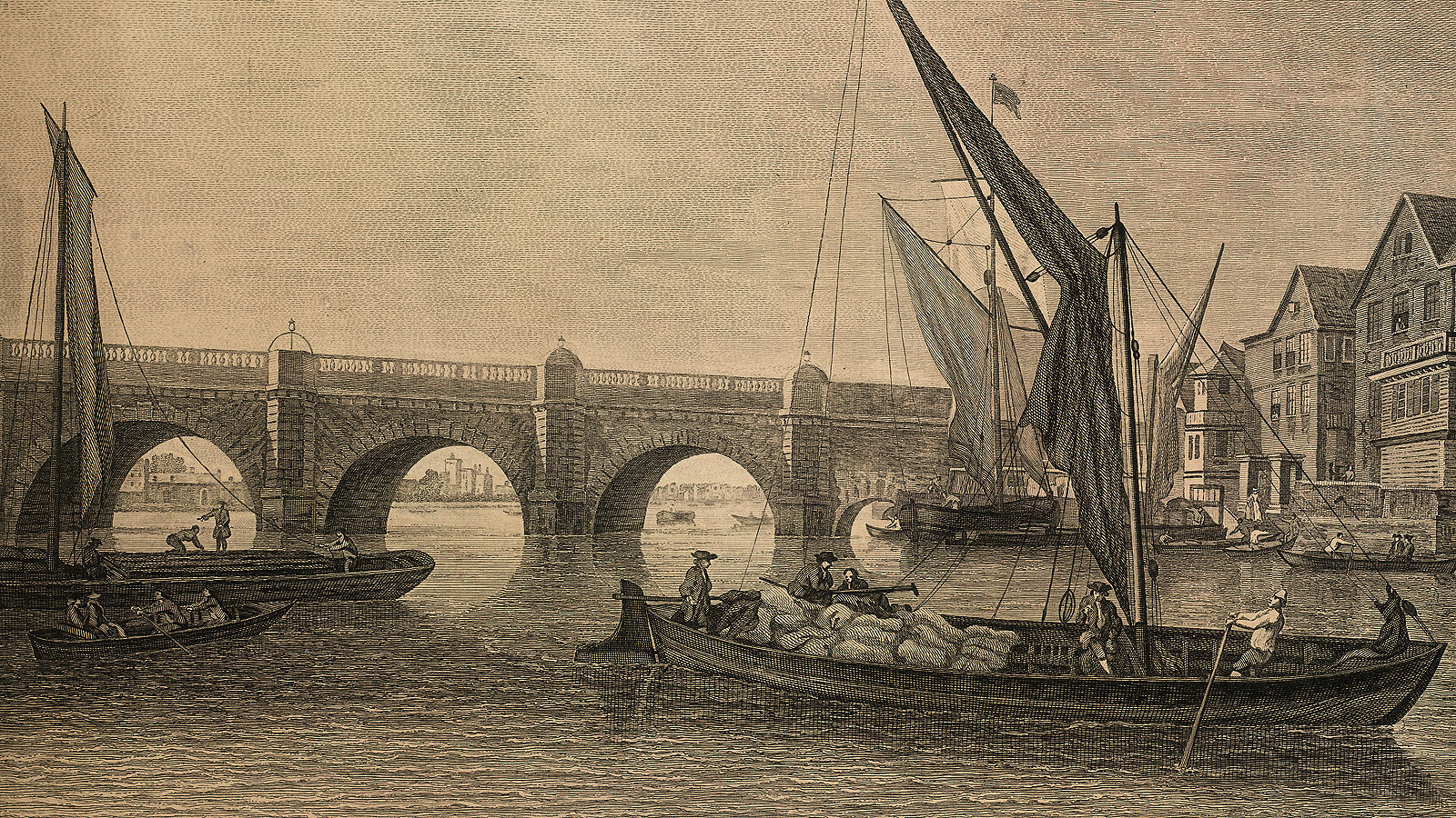 'Composed upon Westminster Bridge'