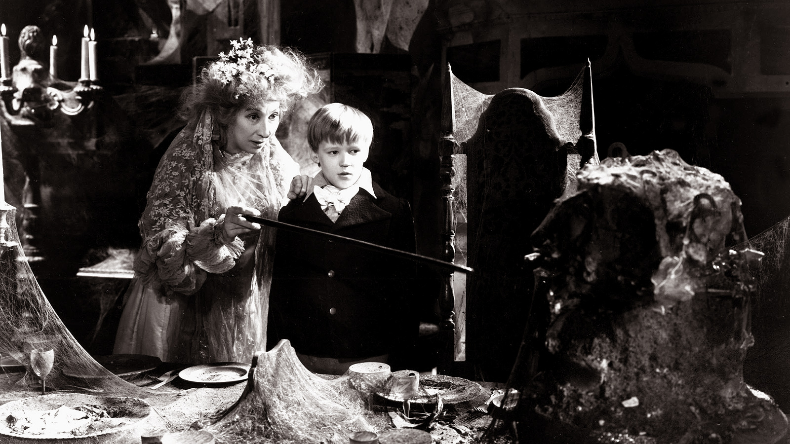 The Gothic in Great Expectations