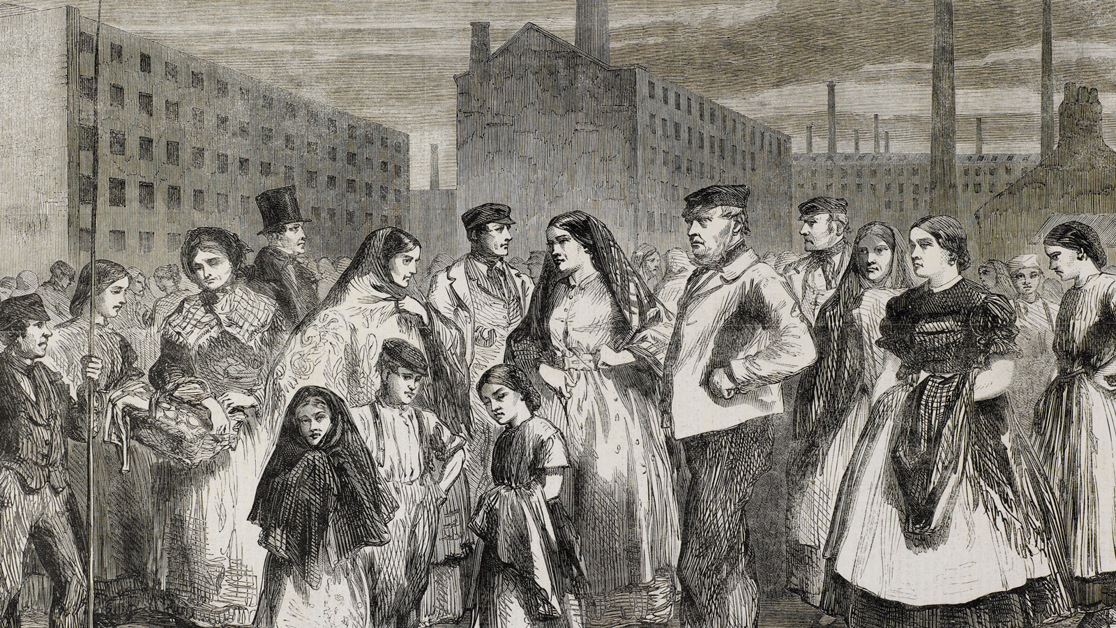 Manchester in the 19th century