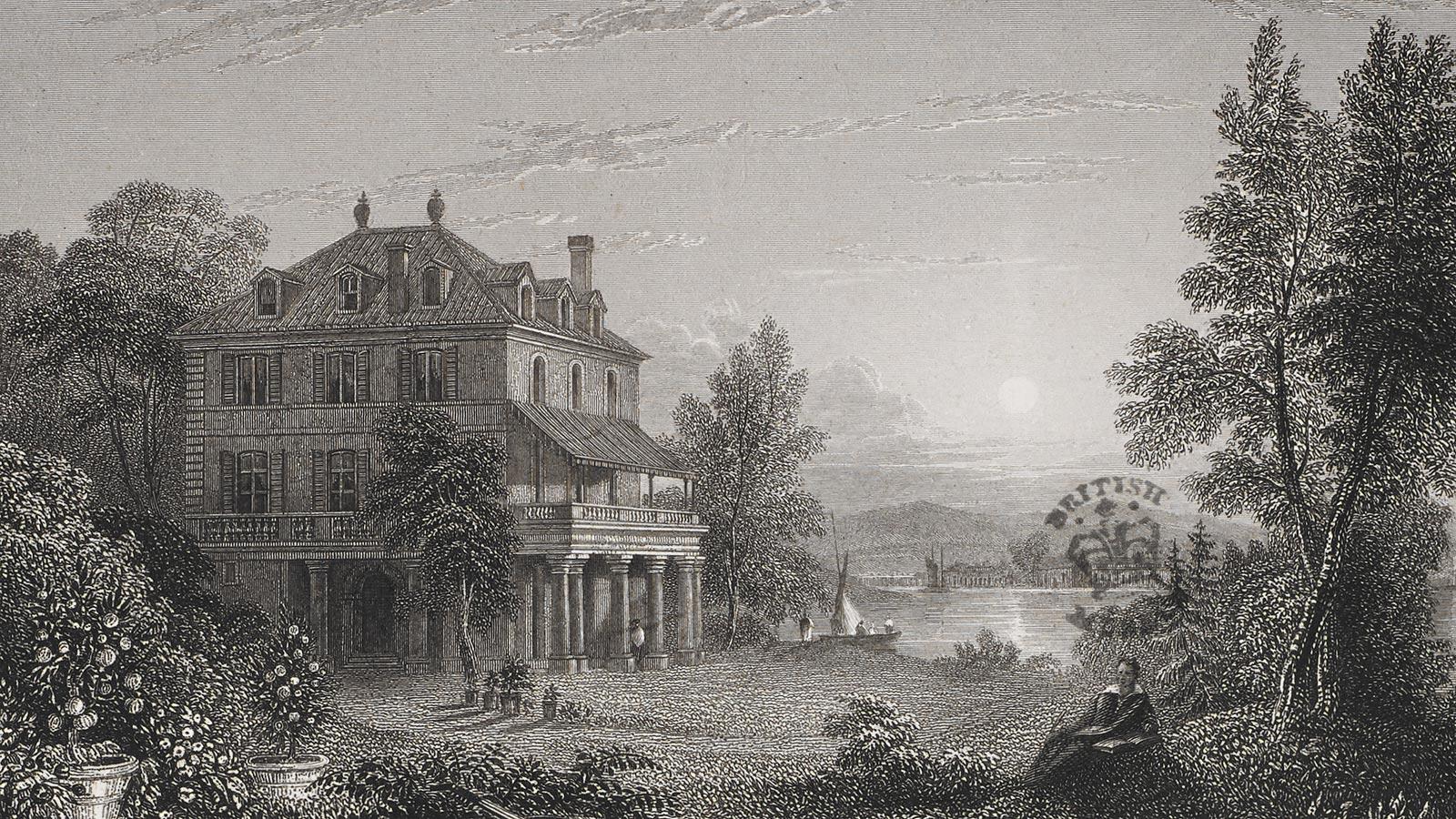 Mary Shelley, Frankenstein and the Villa Diodati
