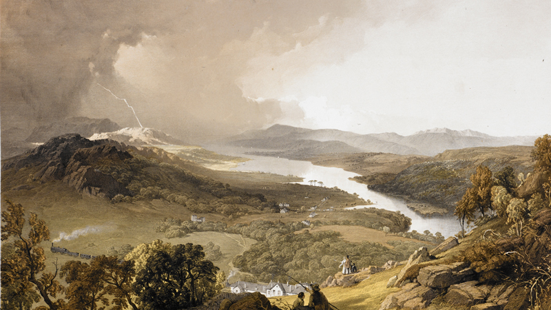 Wordsworth and the sublime
