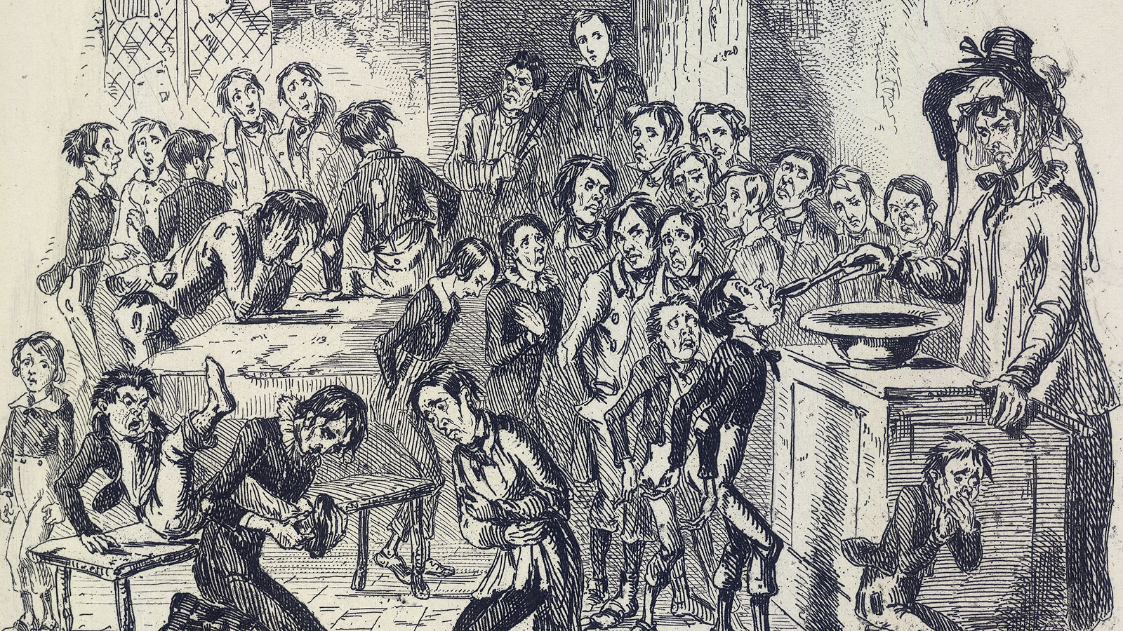 Nicholas Nickleby and the Yorkshire Schools