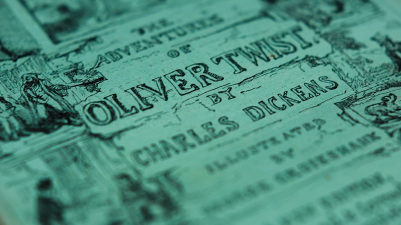 Oliver Twist: a patchwork of genres