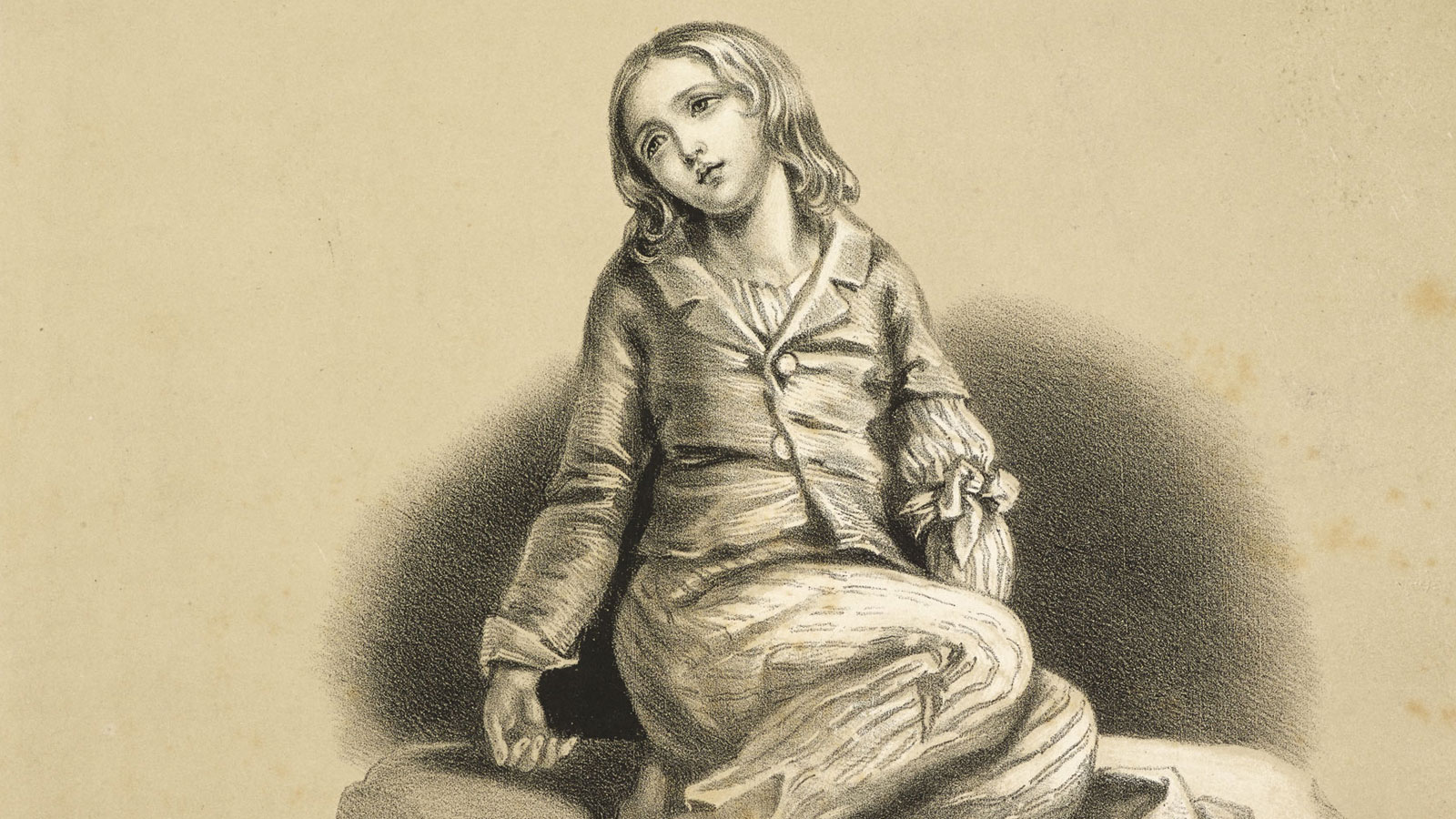 Orphans in fiction - The British Library