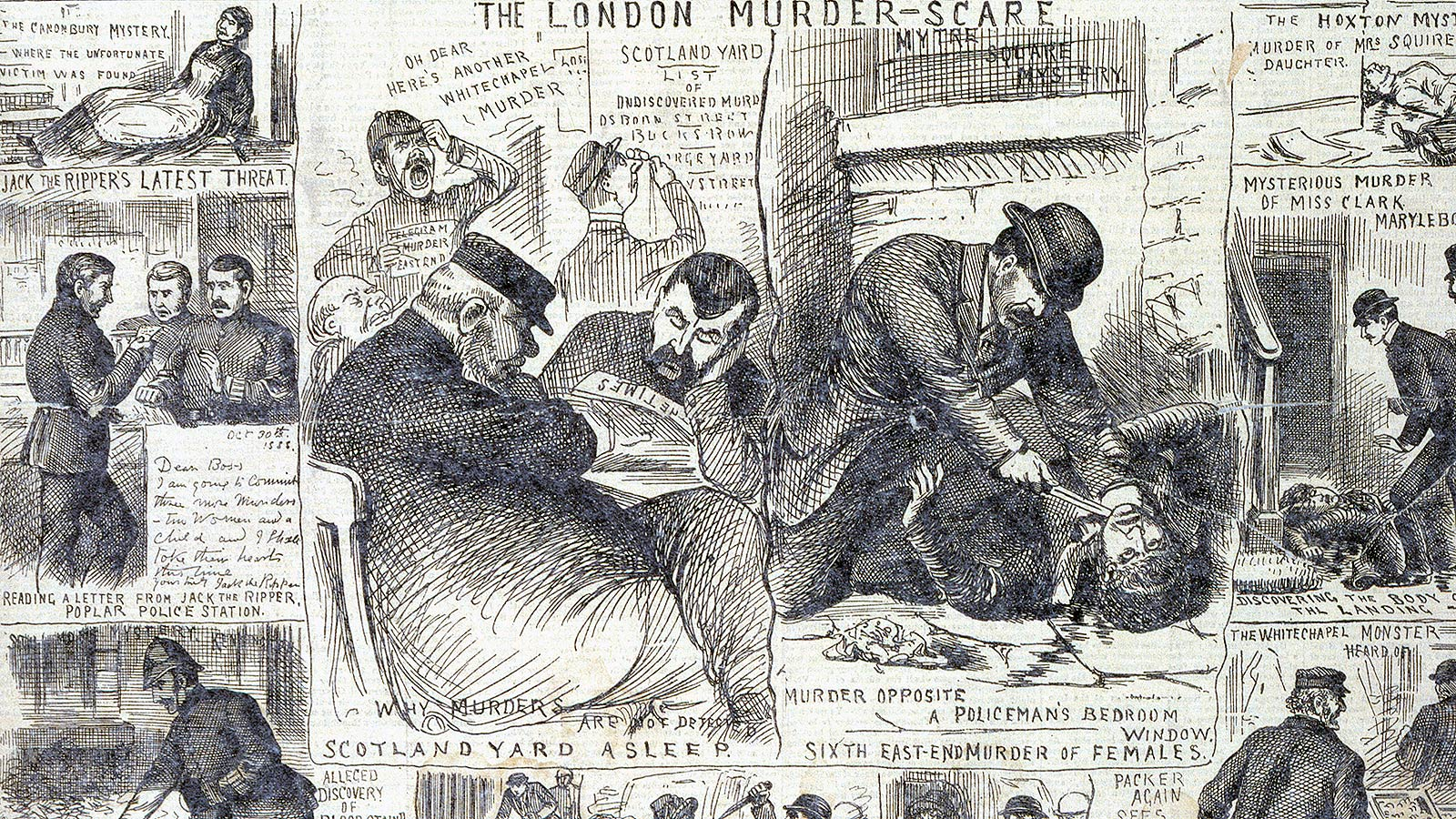 Jack the Ripper - The British Library