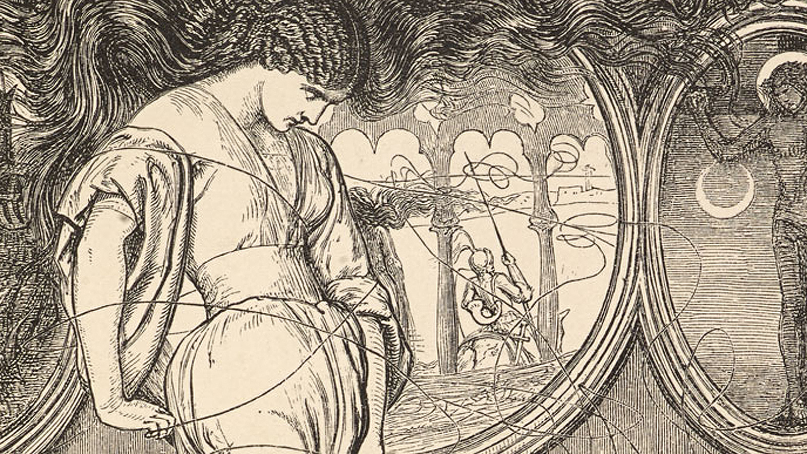 An introduction to 'The Lady of Shalott'