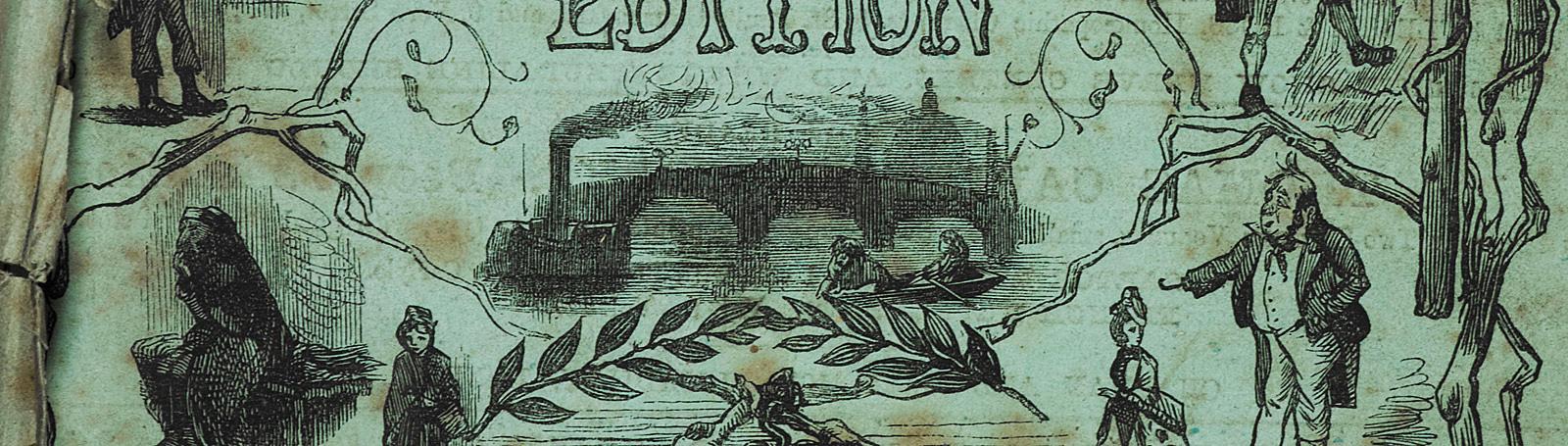 The novel 1832 - 1880