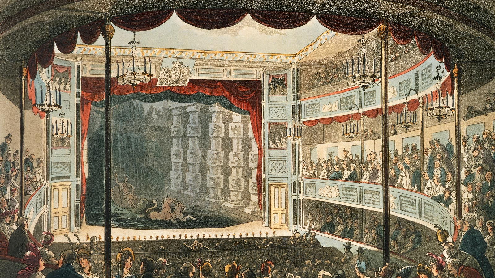 Theatre in the 19th century