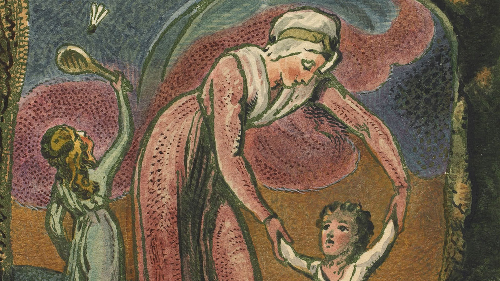The music of William Blake's poetry