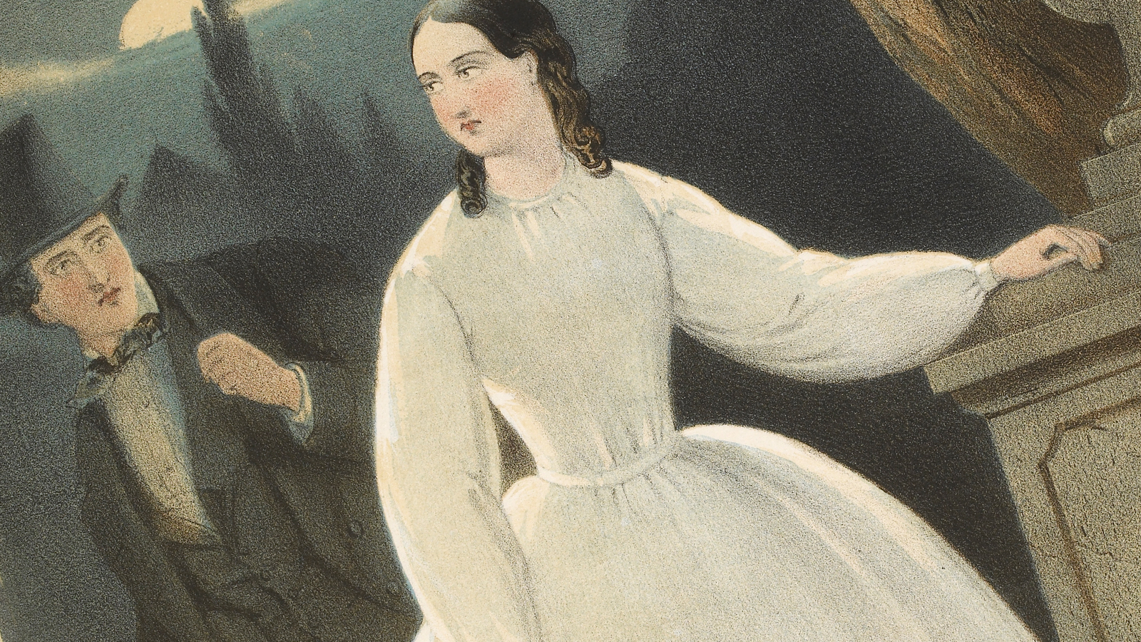 An introduction to The Woman in White