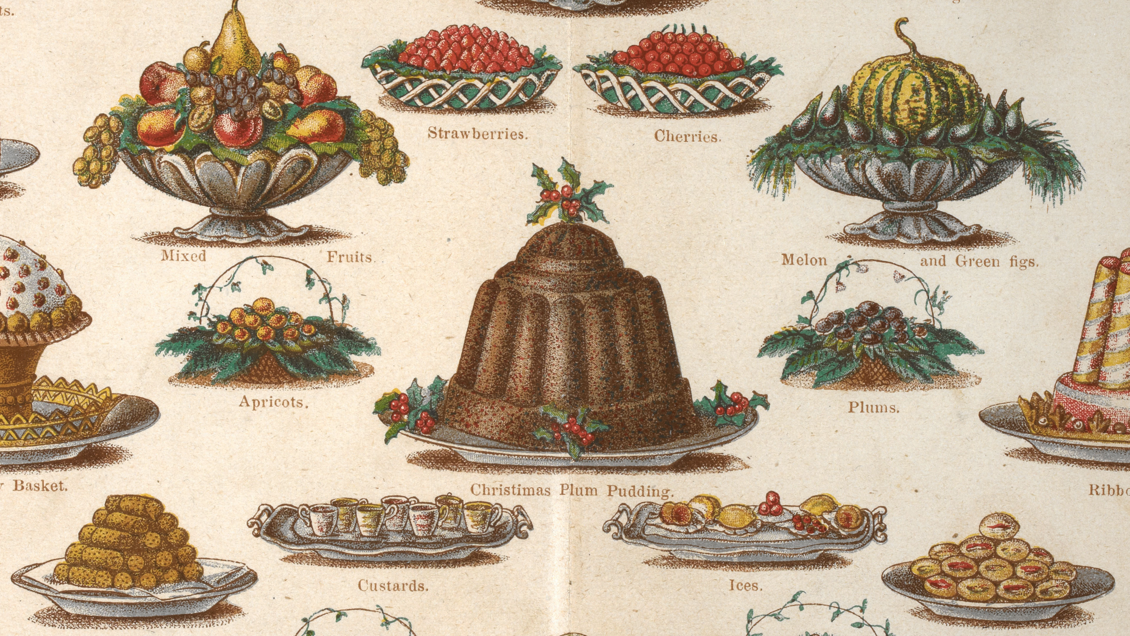 Simon Callow article banner - taken from Mrs Beeton's