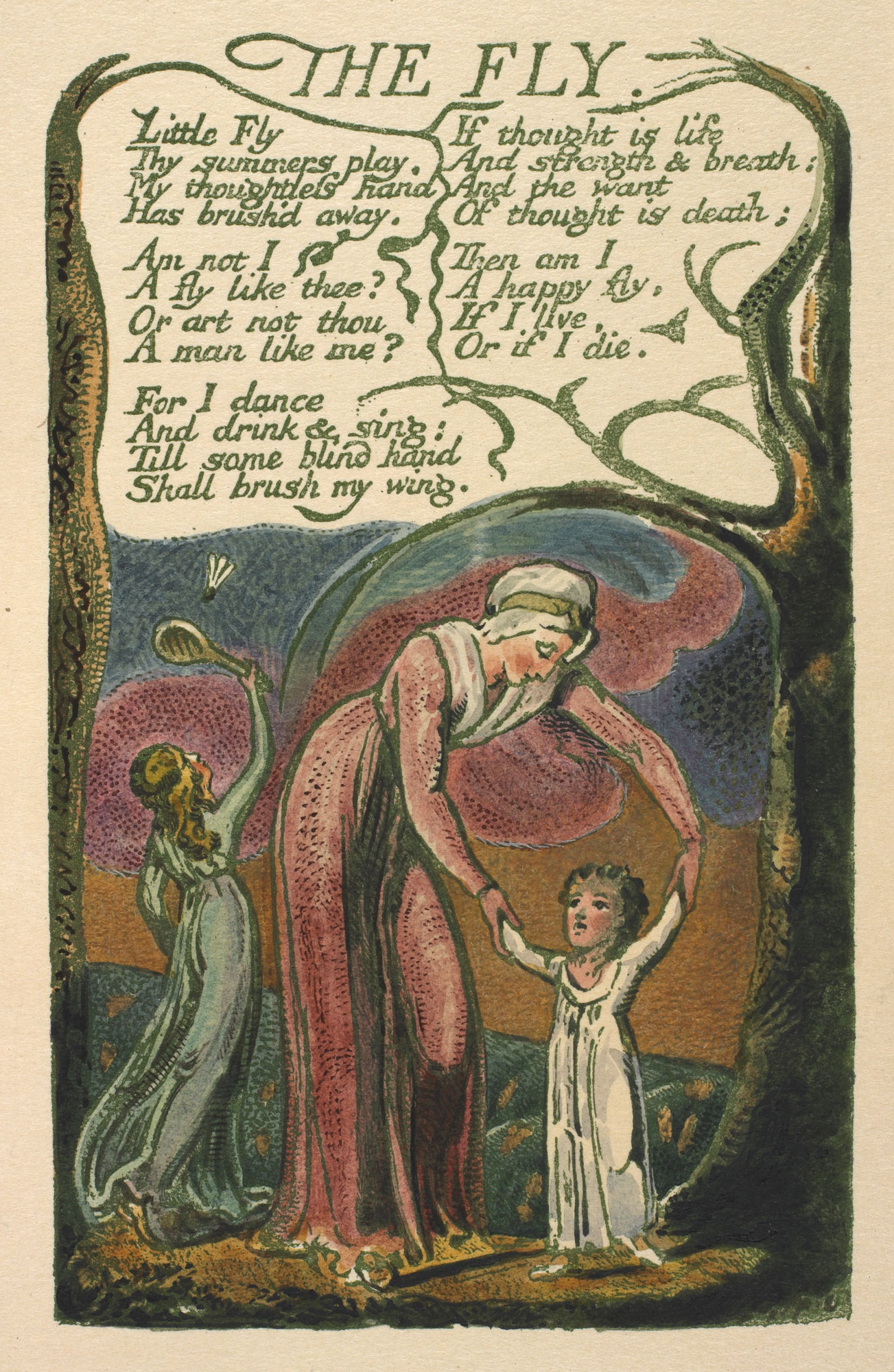 William Blake's Songs of Innocence and Experience [page: 40]