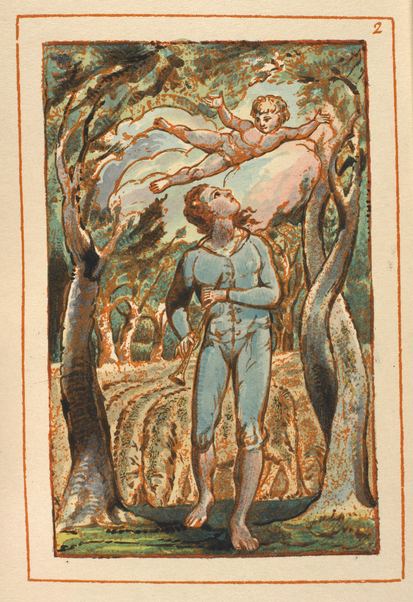 William Blake's Songs of Innocence and Experience [page: 2]