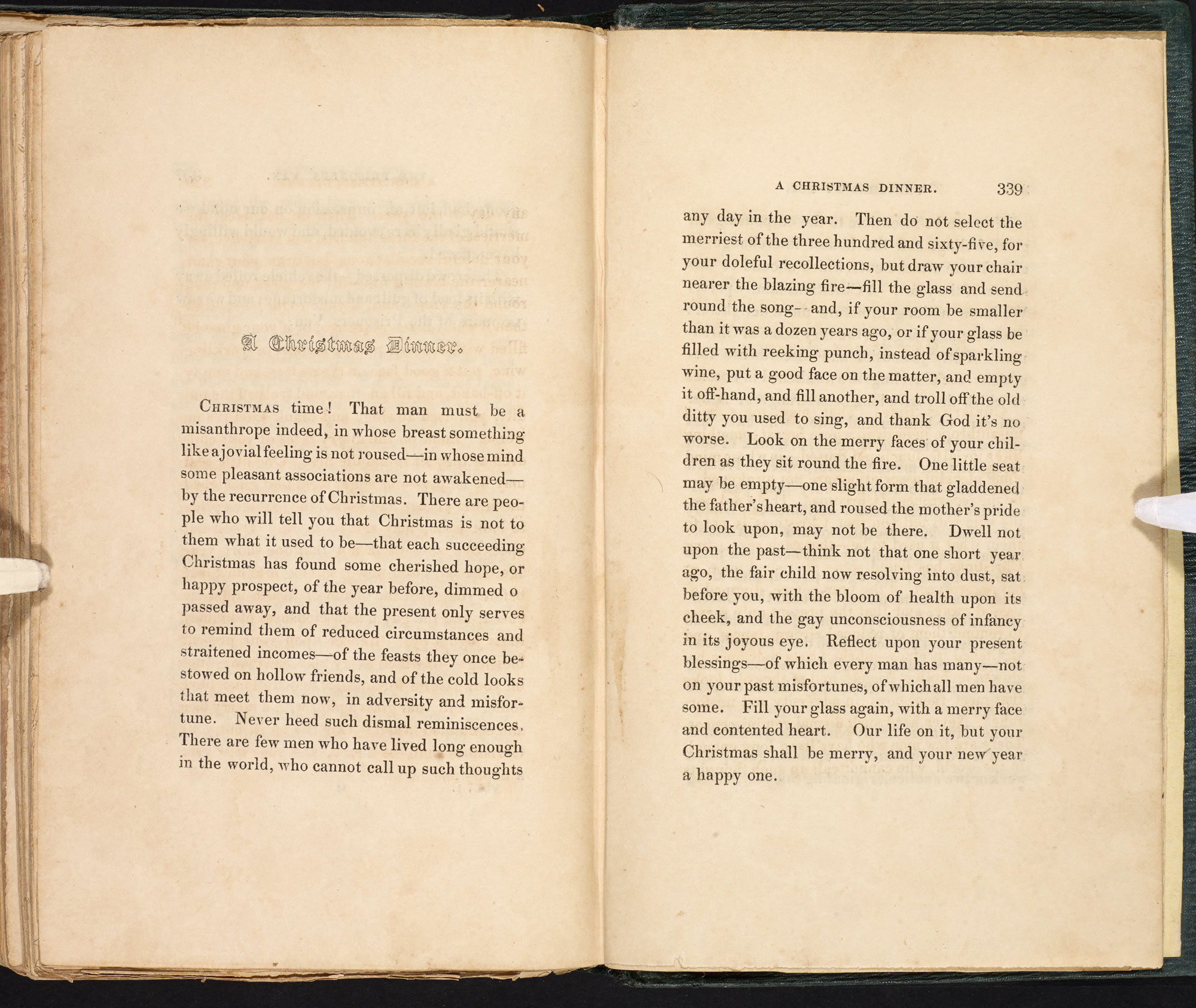 Charles Dickens – author of A Christmas Carol - The British Library