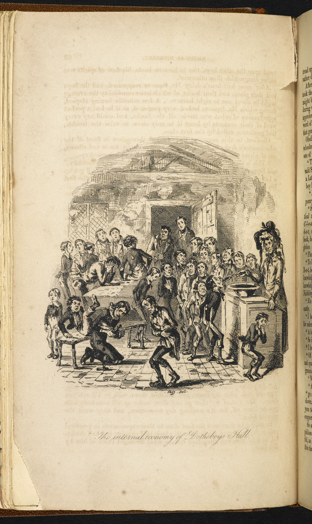 Illustrations to Nicholas Nickleby [page: facing p. 69]