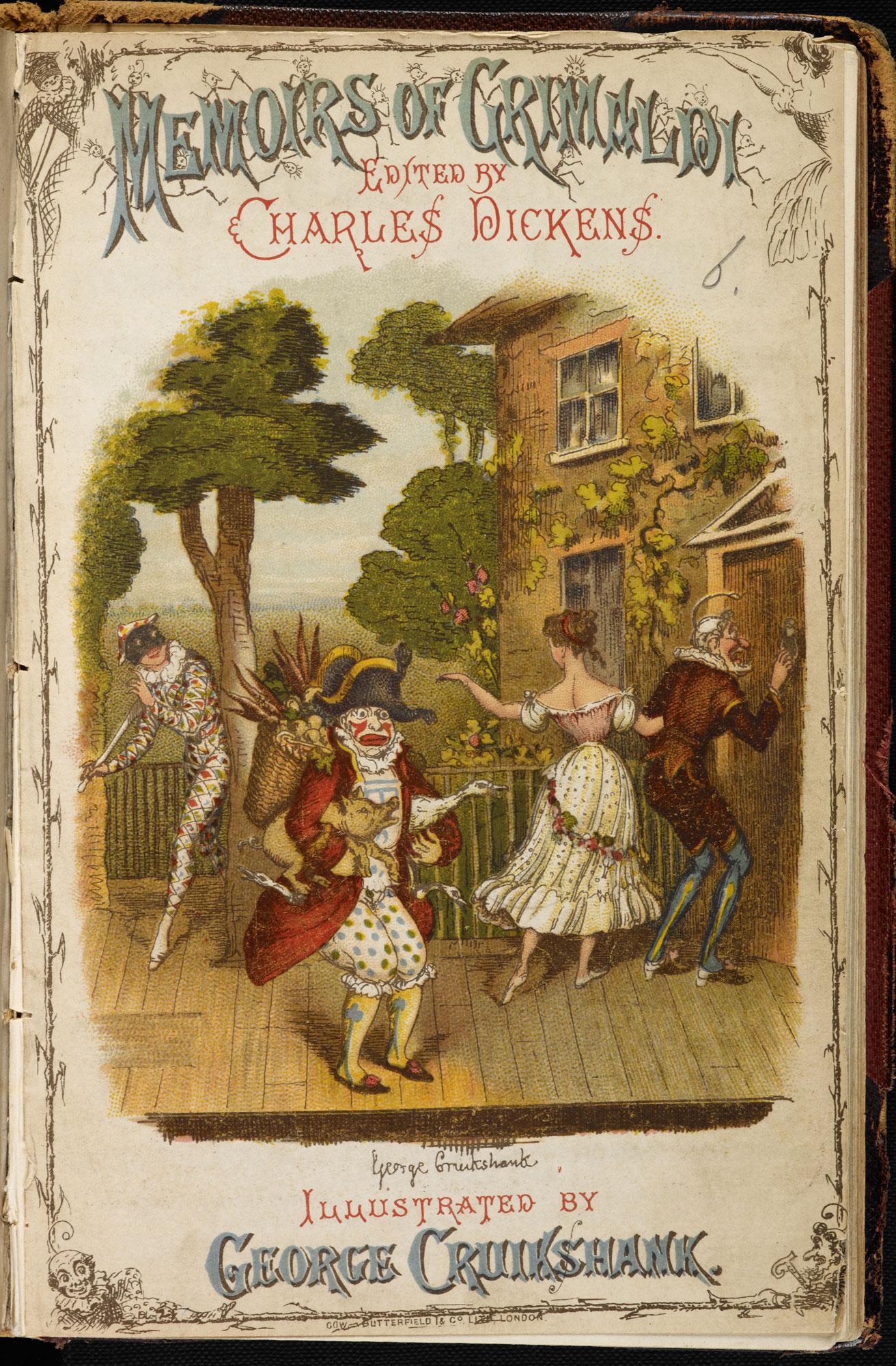Memoirs of Joseph Grimaldi [page: title page]