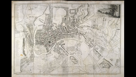 Plan of the City of Bath [page: 0]