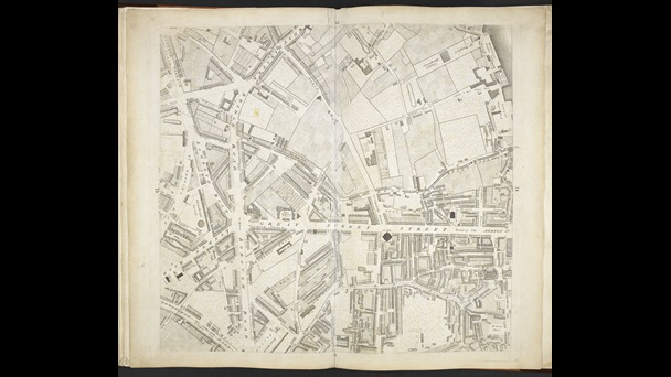 Plan of the Cities of London and Westminster, the Borough of Southwark and parts adjoining [page: 15]