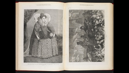 Thanksgiving scenes from the Illustrated London News [page: 212-13]