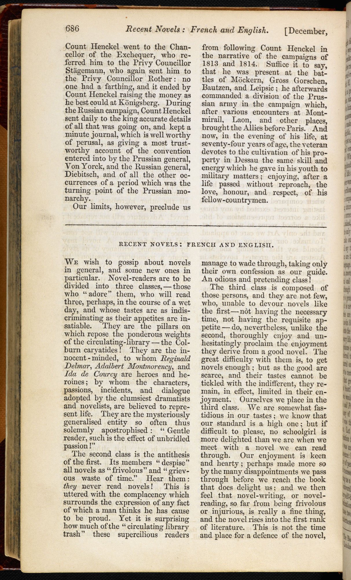 Review of Jane Eyre by George Henry Lewes [page: 686]