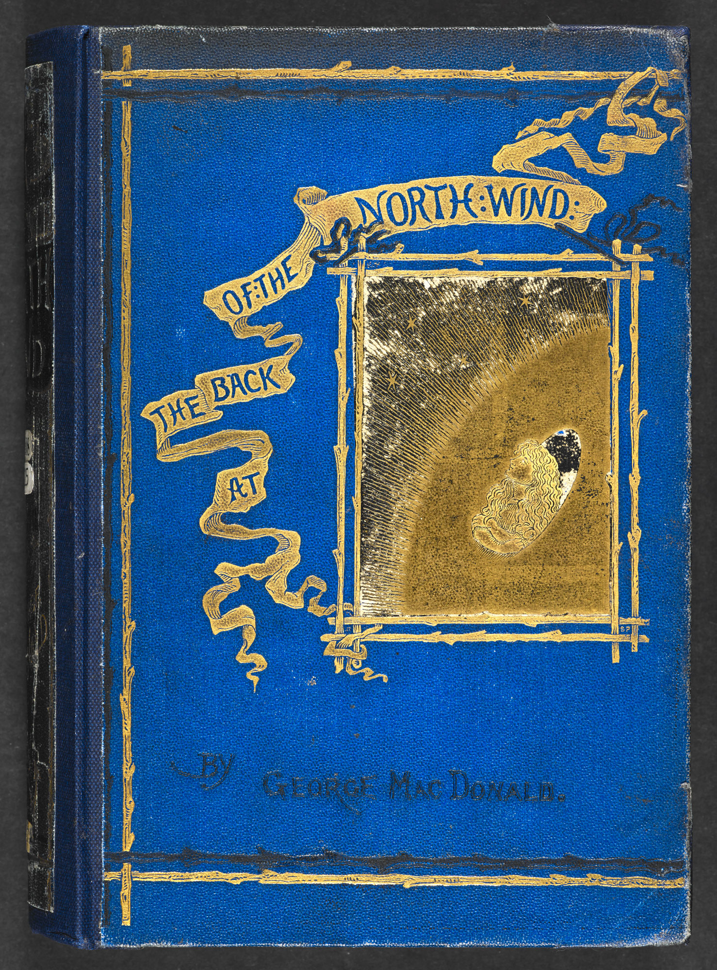 At the back of the North Wind [page: front cover]