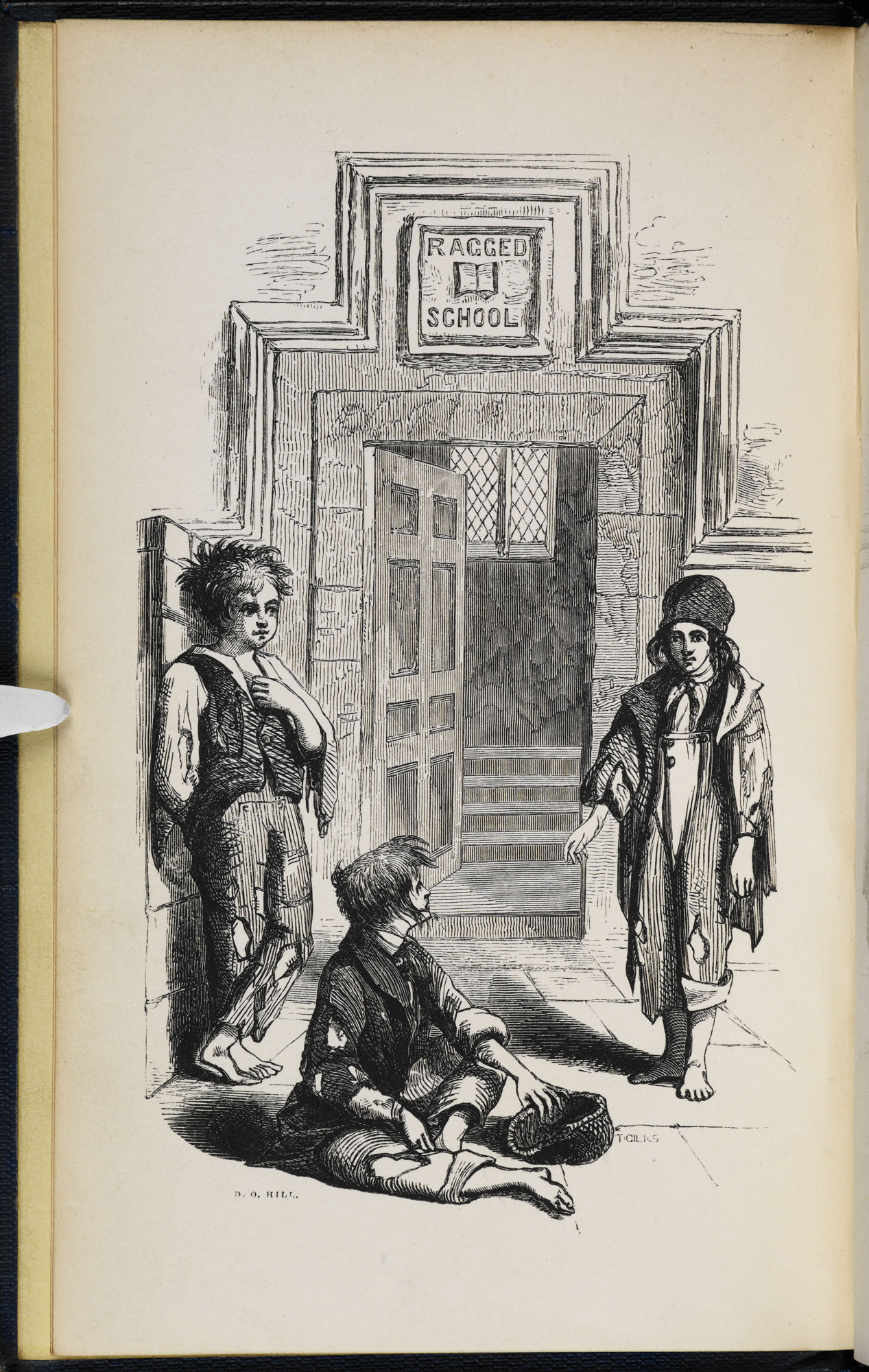 Ragged School Rhymes  [page: frontispiece]