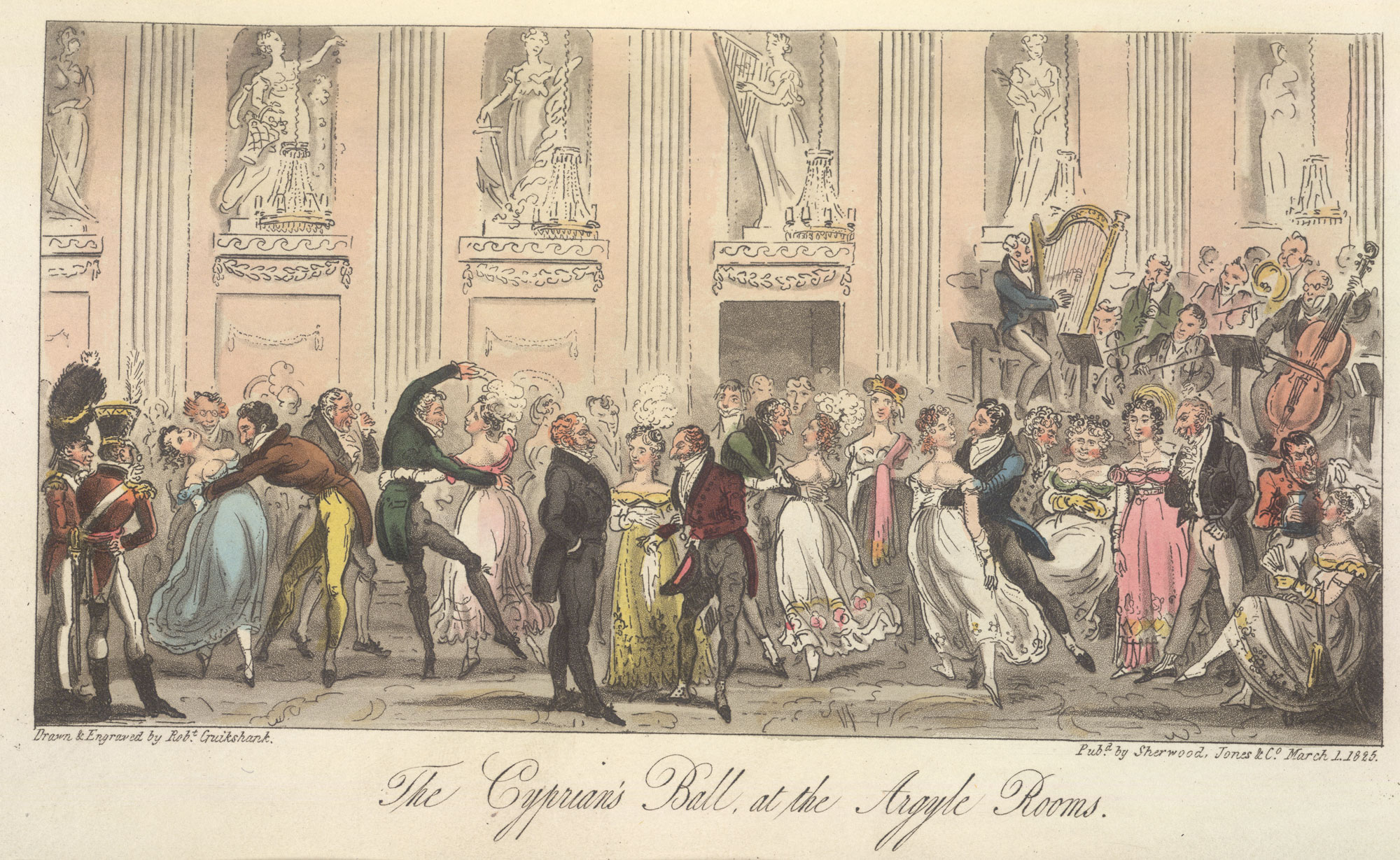 The English Spy [page: vol. II facing p. 48]