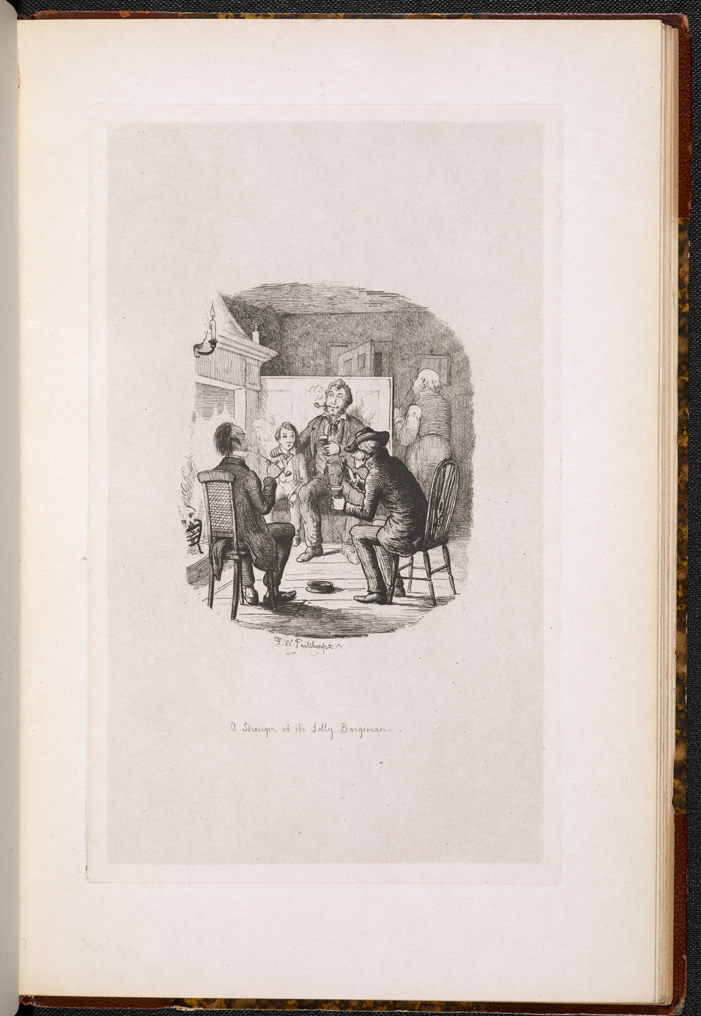 F W Pailthorpe's illustrations to Great Expectations [page: 4]