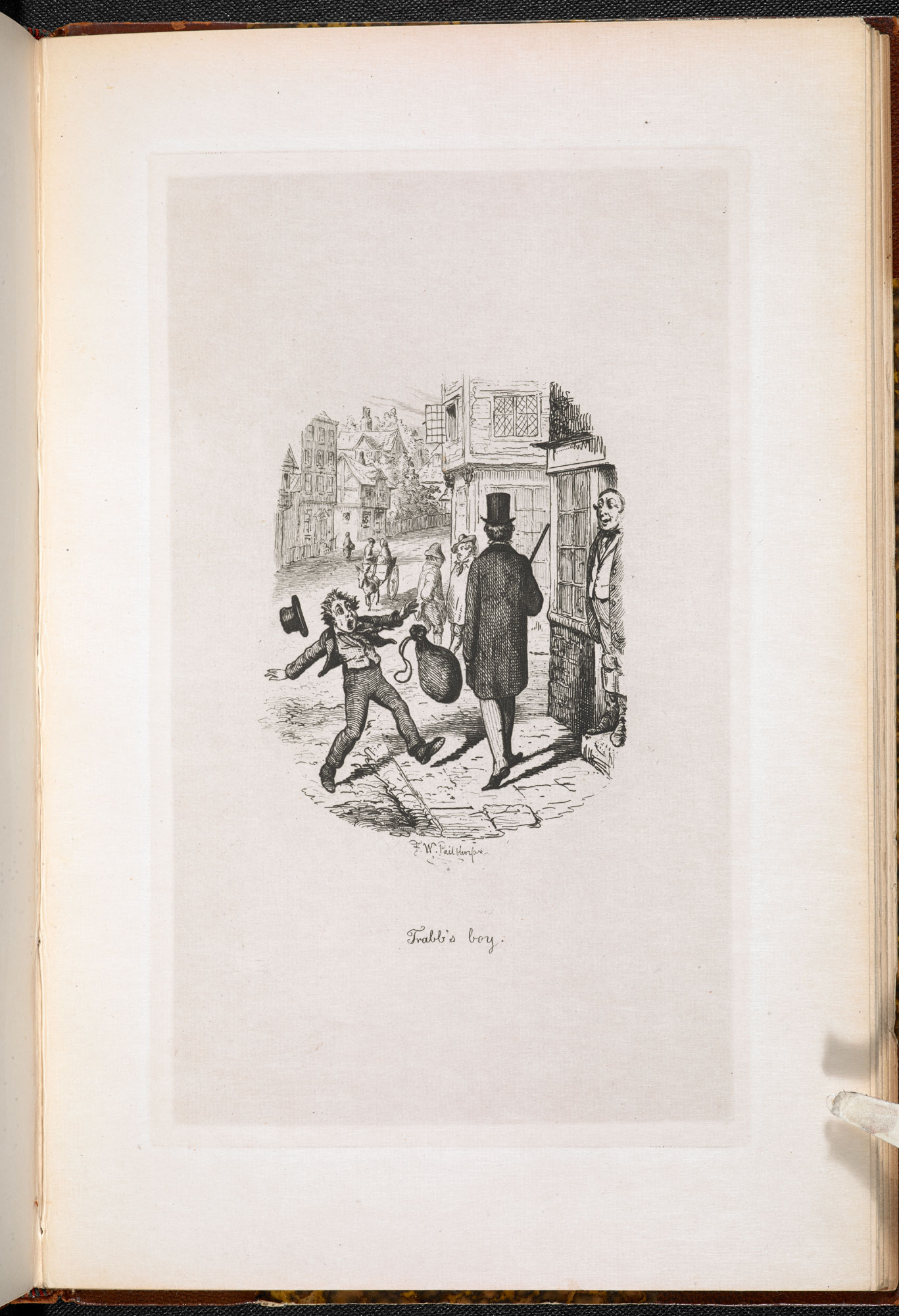 F W Pailthorpe's illustrations to Great Expectations [page: 11]