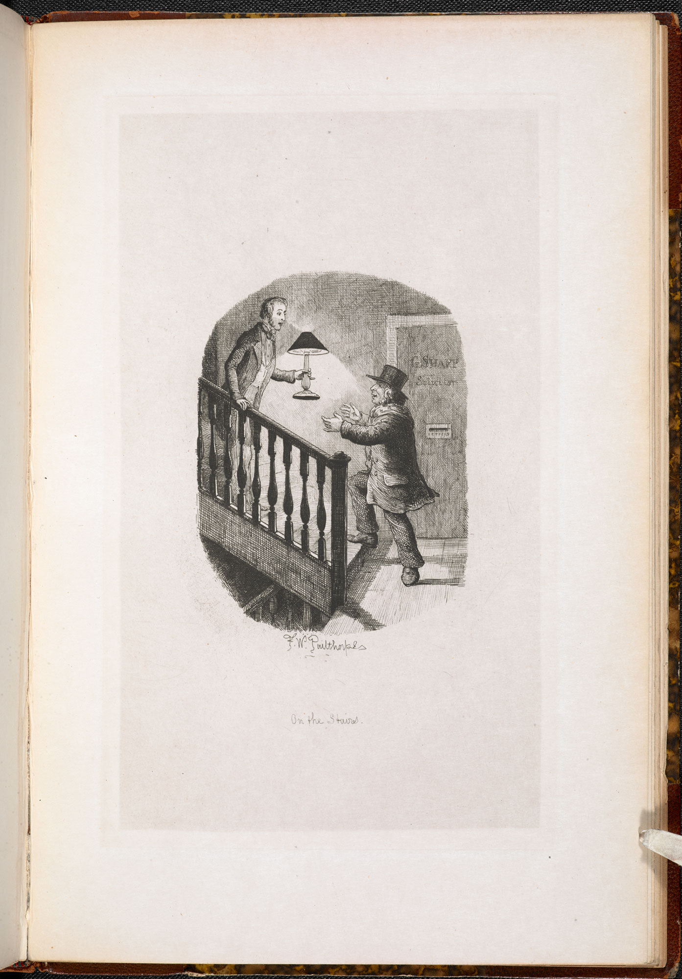 F W Pailthorpe's illustrations to Great Expectations [page: 14]