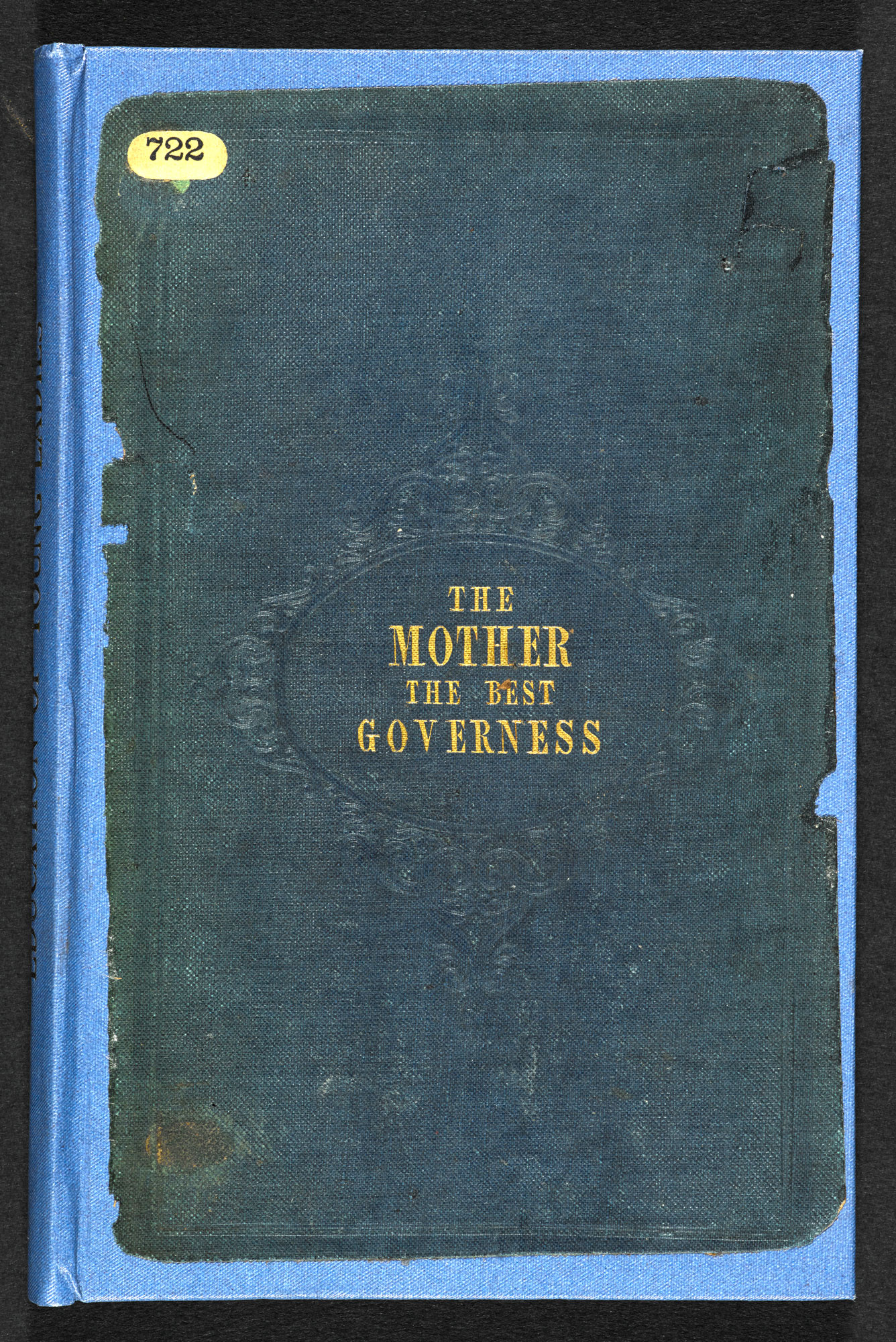 The Mother the Best Governess [page: front cover]
