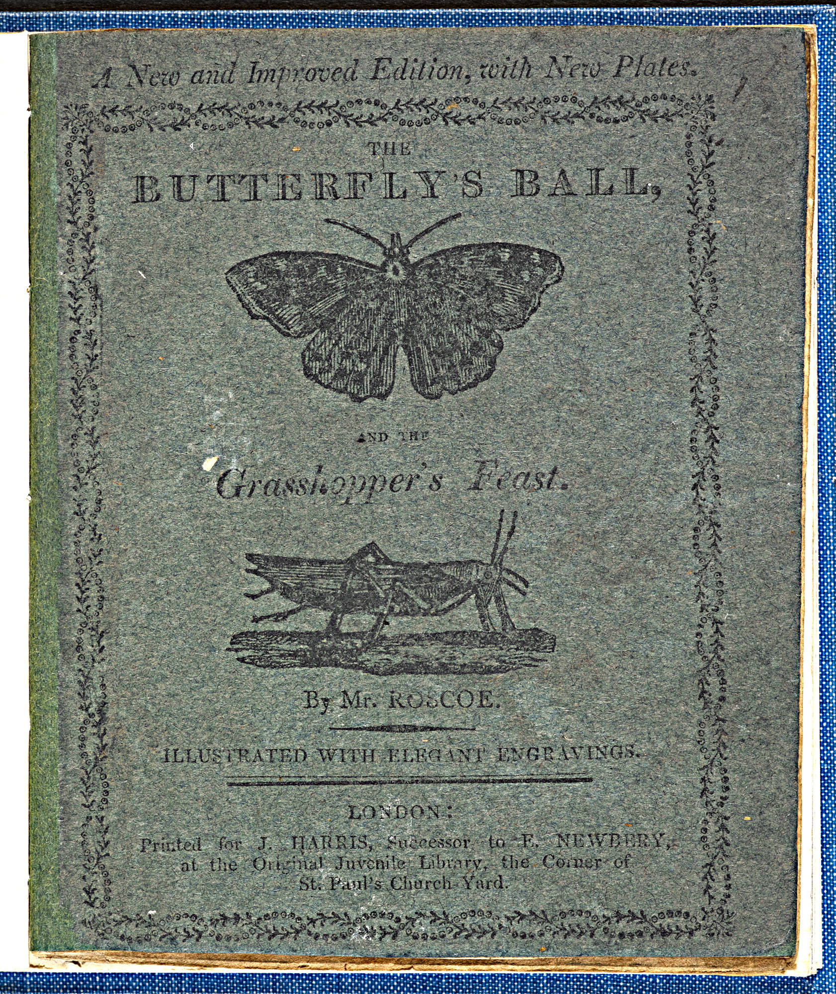 The Butterfly's Ball and The Grasshopper's Feast [page: front cover]