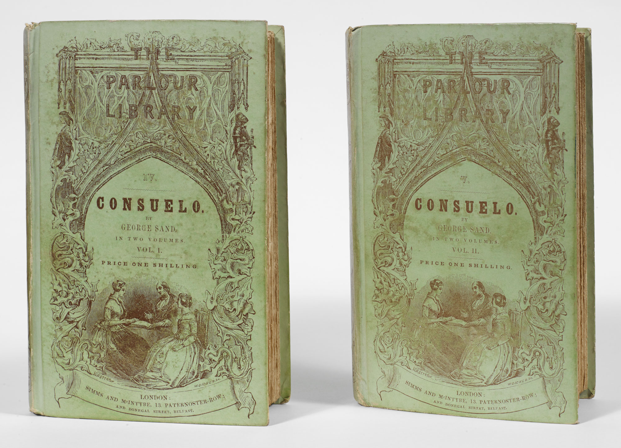 Consuelo by George Sand [page: whole book]