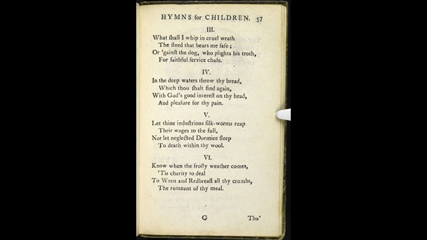Hymns for the Amusement of Children [page: 57]